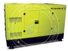 Дизельные генераторы высокой мощности  от 10 - 2500 кВА