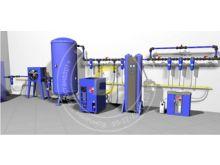 Подготовка сжатого воздуха (фильтры, сепараторы, охладители, осушители и т.п.)