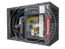 Винтовые компрессора серии Inversys с ременным приводом