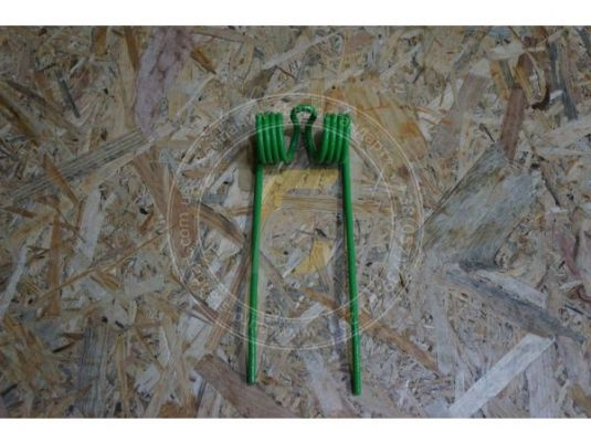 Пружина граблина подборщика зуб пружинный двойной D5,6 Клас Роллант-42-44-46-62-66-340-350-354