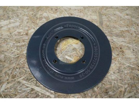 Защита от намотки вальца барабана под 211 подшипник Клас Роллант