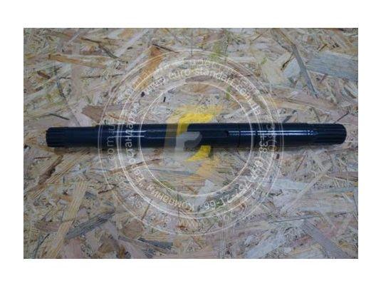 Вал КПП D35х445 подавателя шлицевой Клас Роллант-46-66-160-260